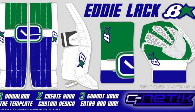 Eddie Lack Pads - Winner