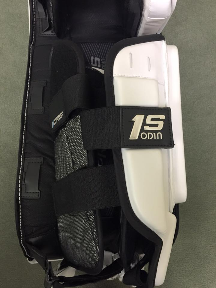 Bauer Supreme 1S OD1N Goal Pads | Goalie Gear Nation