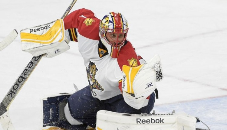 Roberto Luongo Florida Panthers