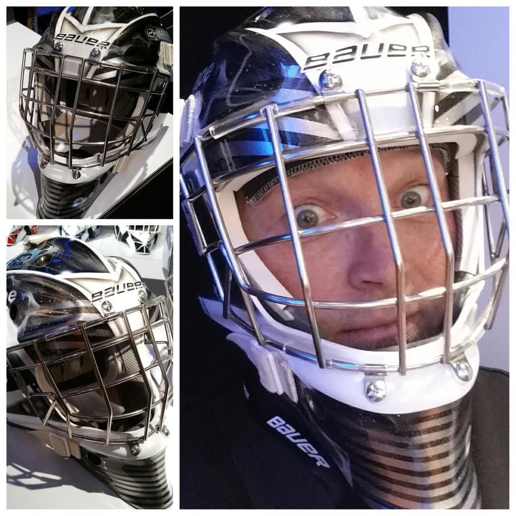 Bauer 960XPM Goal Mask