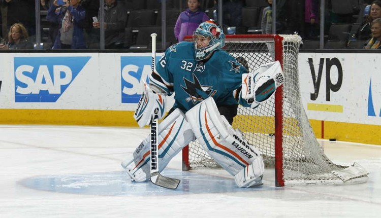 Alex Stalock San Jose Sharks