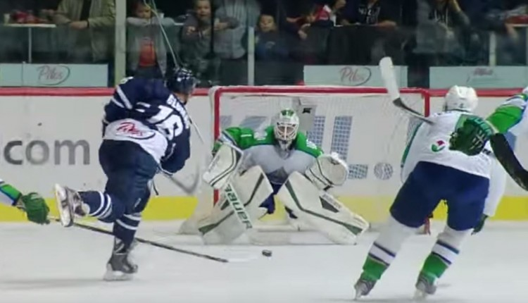 KHL Top 10 Saves Week 6