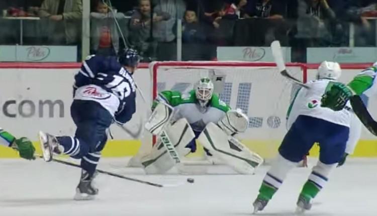 KHL Top 10 Saves Week 6