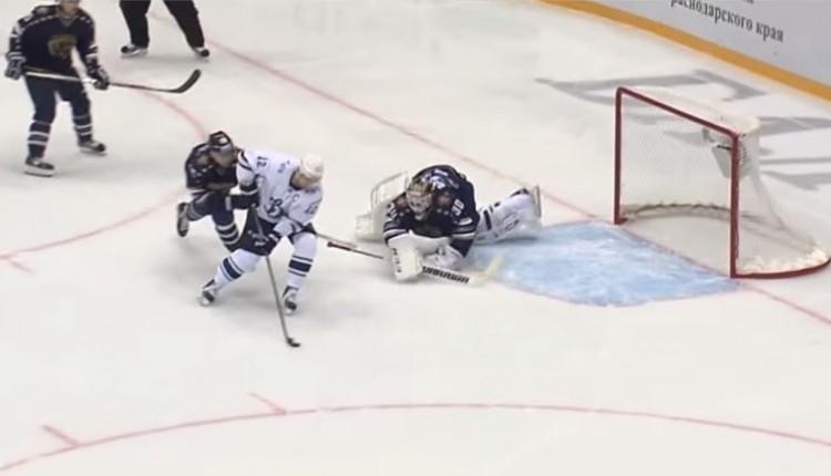 KHL Top 10 Saves Week 7