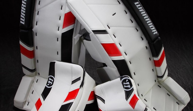 Warrior Ritual G3 Goalie Pads