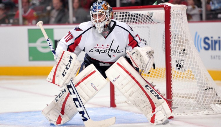 Braden Holtby Washington Capitals