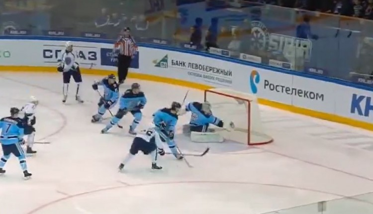 KHL Top 10 Saves Week 15
