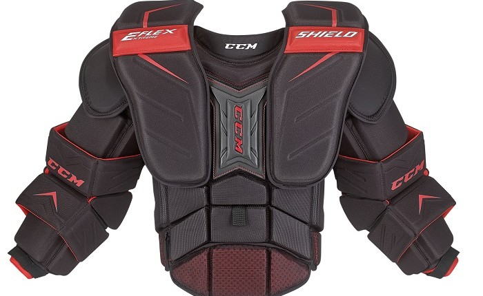 CCM Extreme Flex Shield Chest Protector