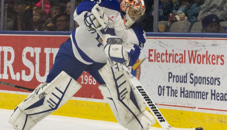 Ray Emery Toronto Marlies