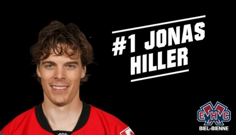 Jonas Hiller EHC Biel