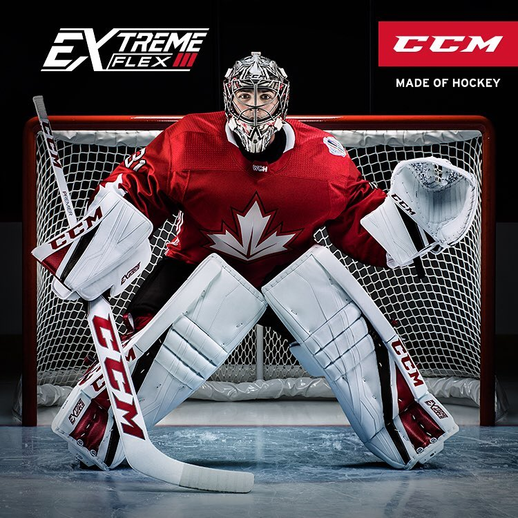 CCM Extreme Flex 3 Goalie Pads