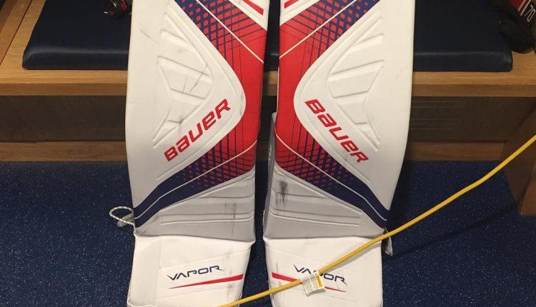 Bauer Vapor 1X OD1N Goalie Pads