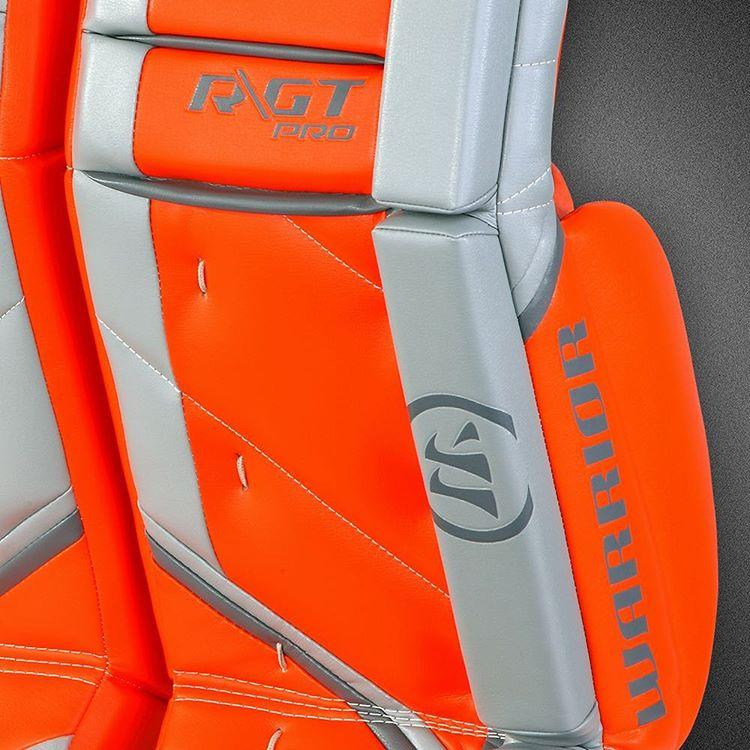 a72728c3b63 Warrior Ritual GT Pro Goalie Pads